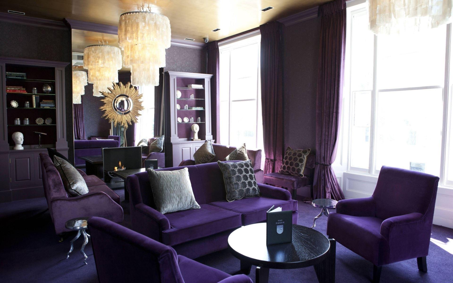 Фиолетовый диван (36)