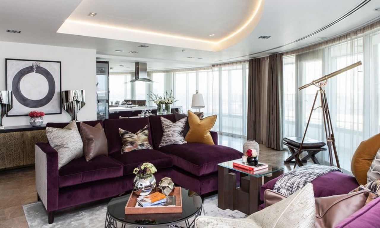 Фиолетовый диван (37)