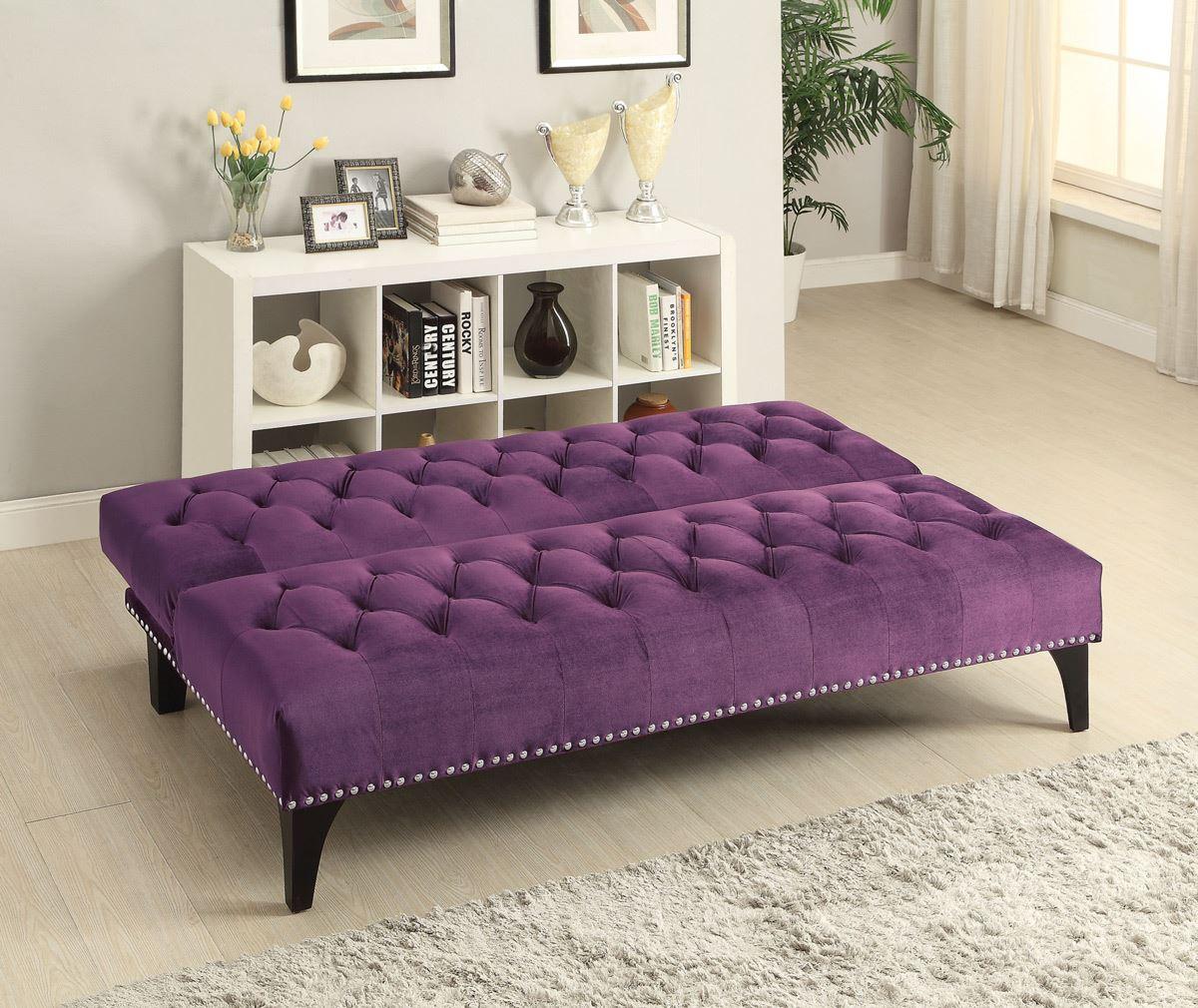 Фиолетовый диван (39)