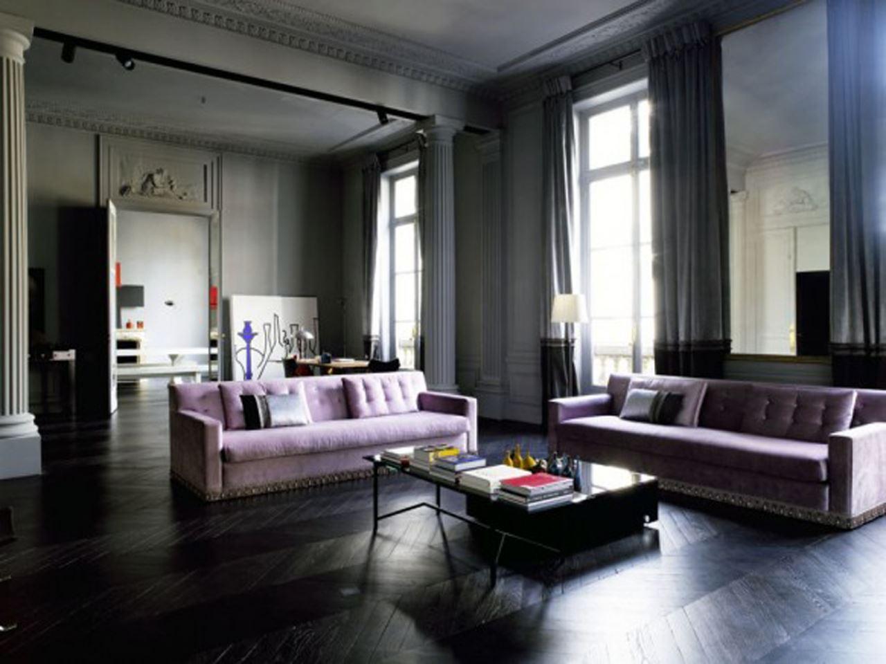 Фиолетовый диван (44)