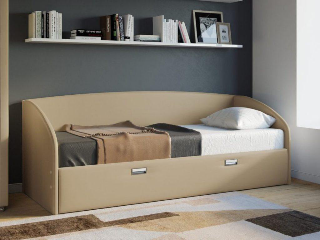 ausfahrbare bett f r zwei kinder. Black Bedroom Furniture Sets. Home Design Ideas