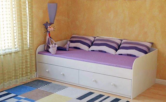 Детская диван-кровать (15)