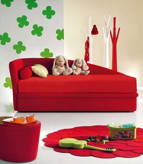 Детская диван-кровать (2)