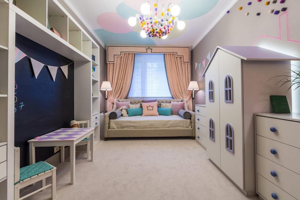 Детская диван-кровать (23)