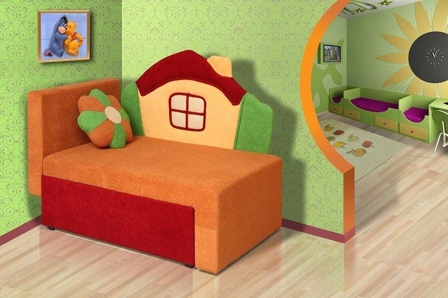 Детская диван-кровать (32)