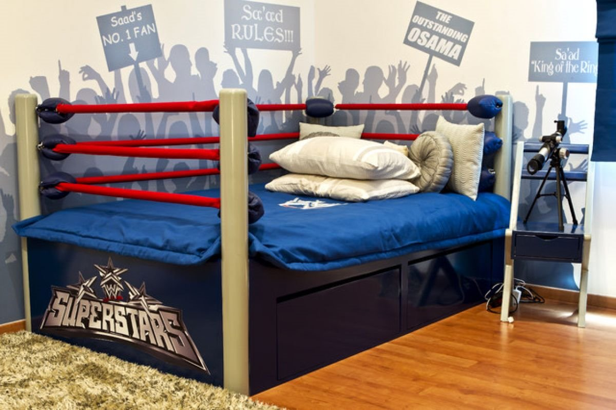 Детская диван-кровать (9)