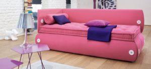 Ортопедический диван-кушетка для детей