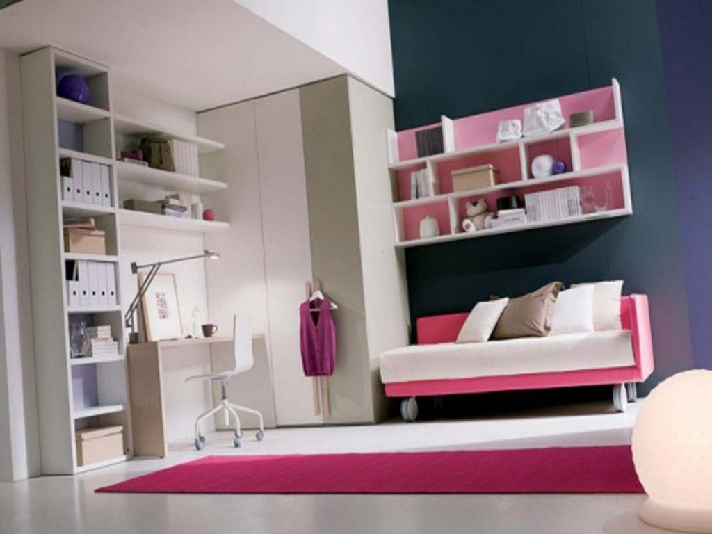 Односпальный ортопедический диван-кровать для ребёнка