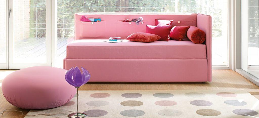 Детский ортопедический диван-кушетка