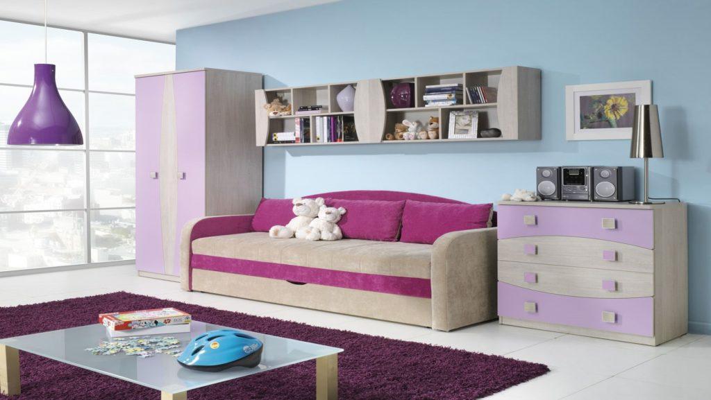 Детский ортопедический диван-кровать