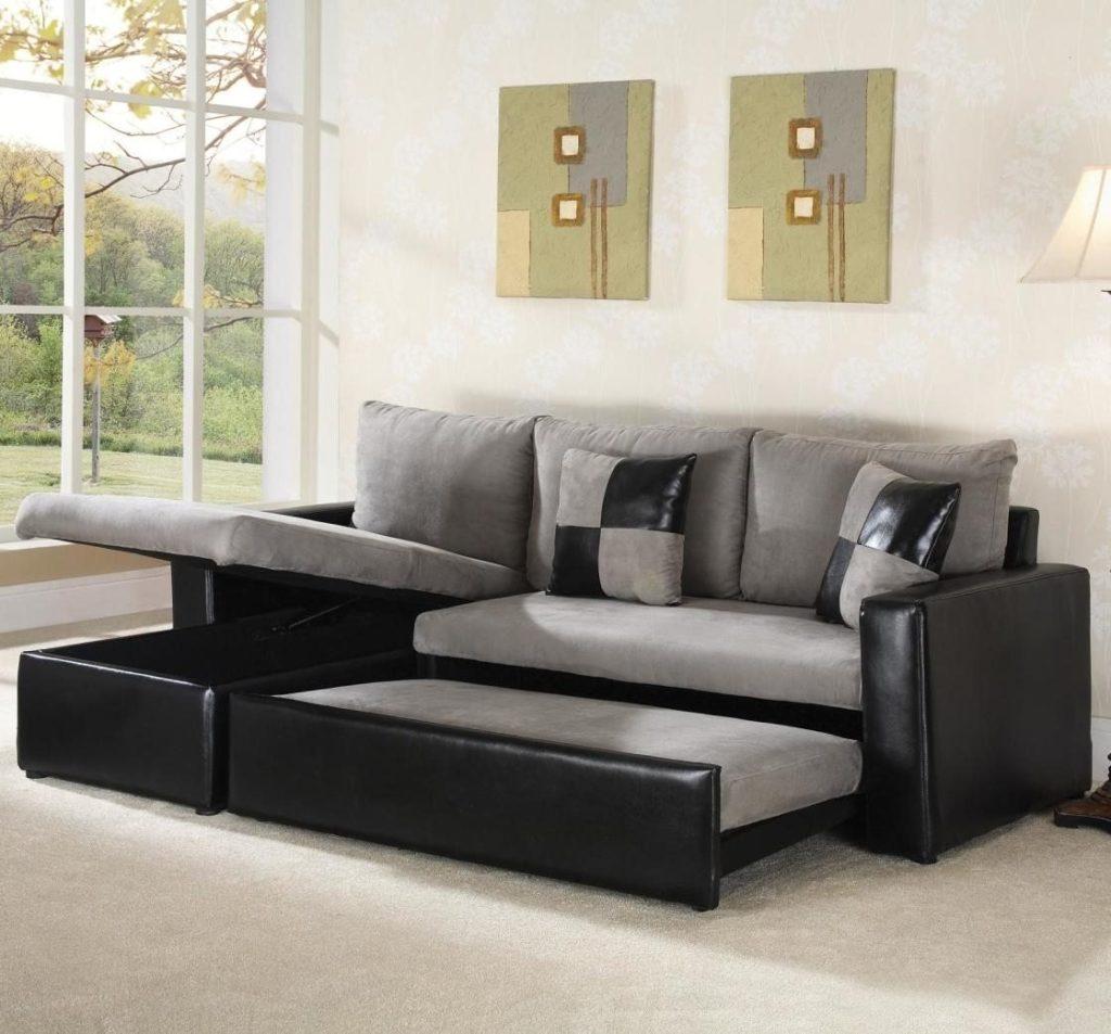 Фото углового раскладного дивана