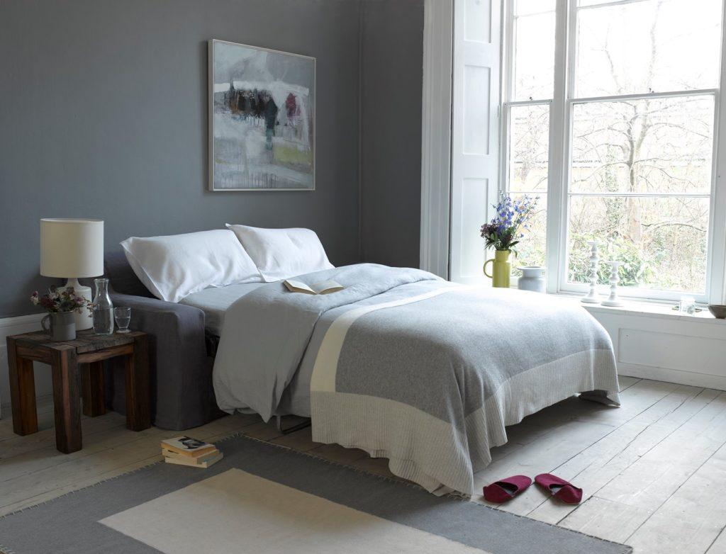 Фото диван-кровати в интерьере