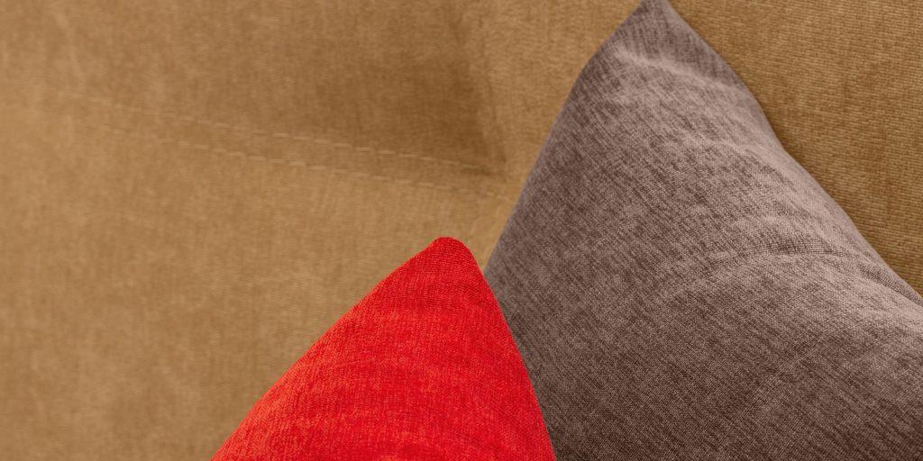 Тканевая обивка дивана