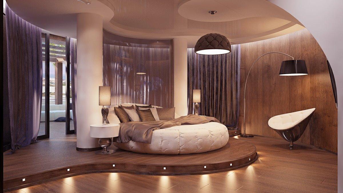 Кровать-подиум (27)