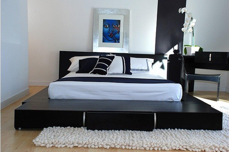 Кровать-подиум (28)