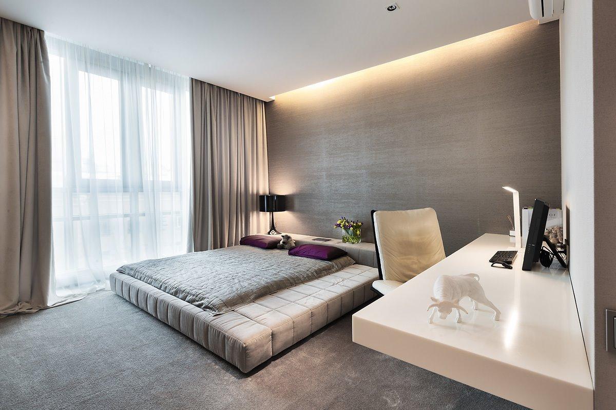 Кровать-подиум (3)