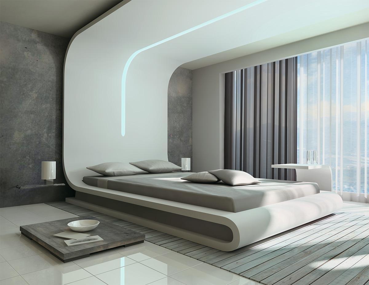 Кровать-подиум (32)