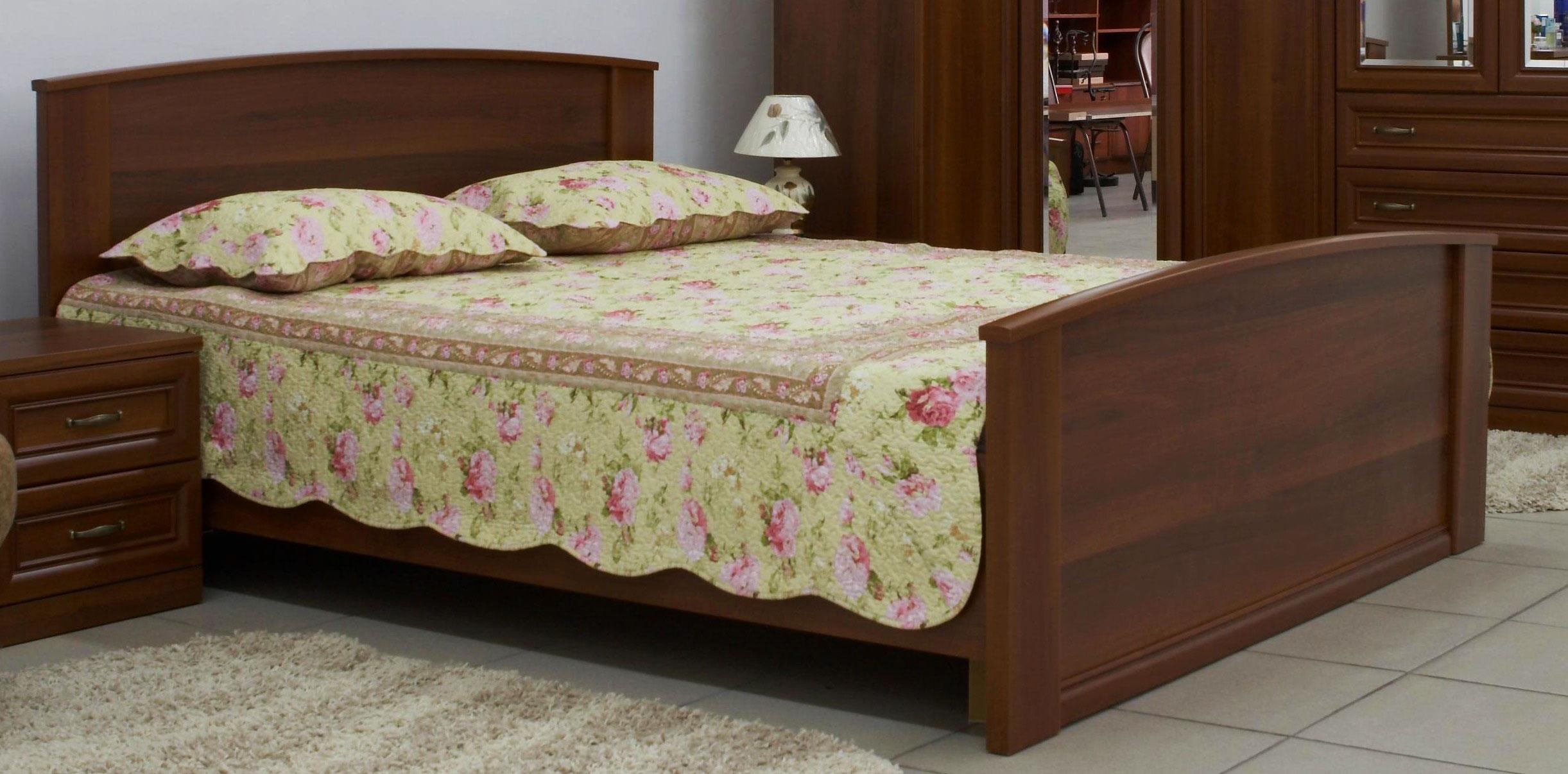Кровать с изножьем (14)