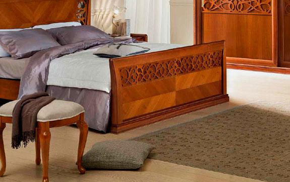 Кровать с изножьем (21)