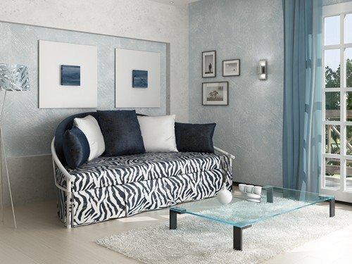 Круглый диван-кровать (18)