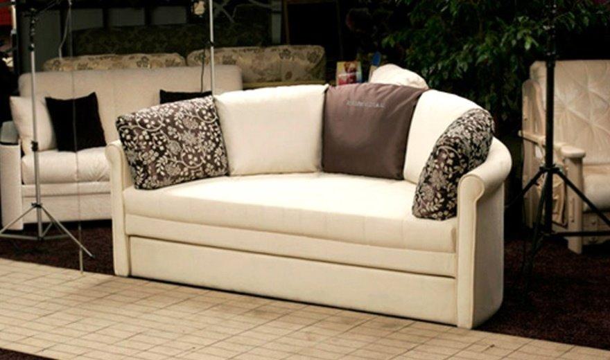 Круглый диван-кровать (22)