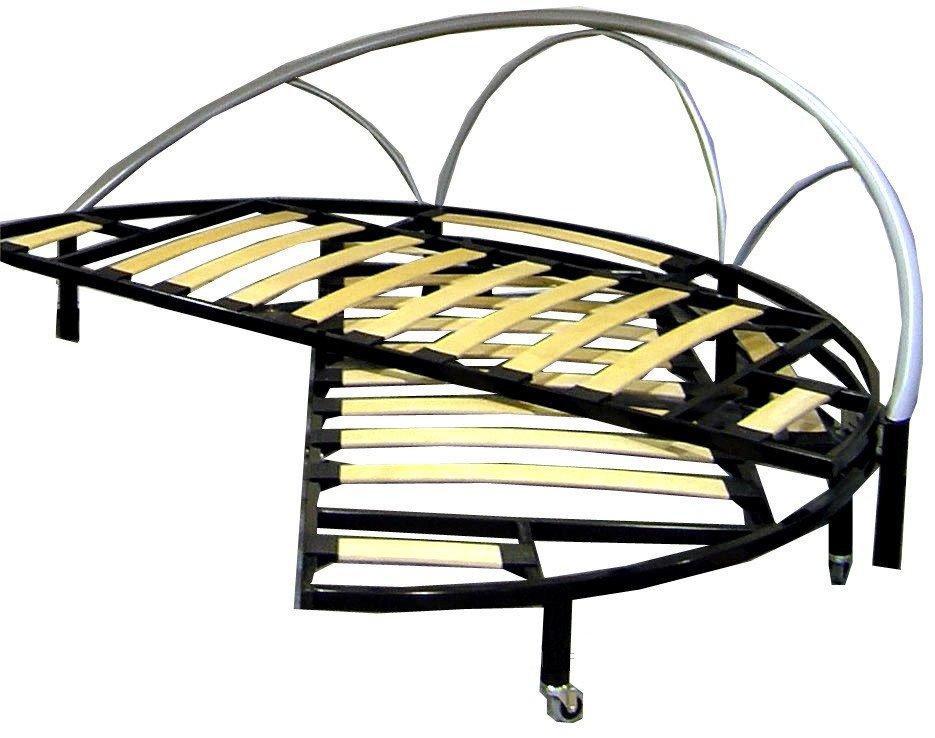 Круглый диван-кровать (7)