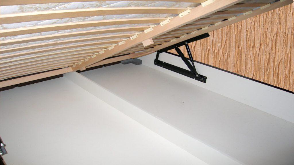 Фото механизма подъёма основания кровати