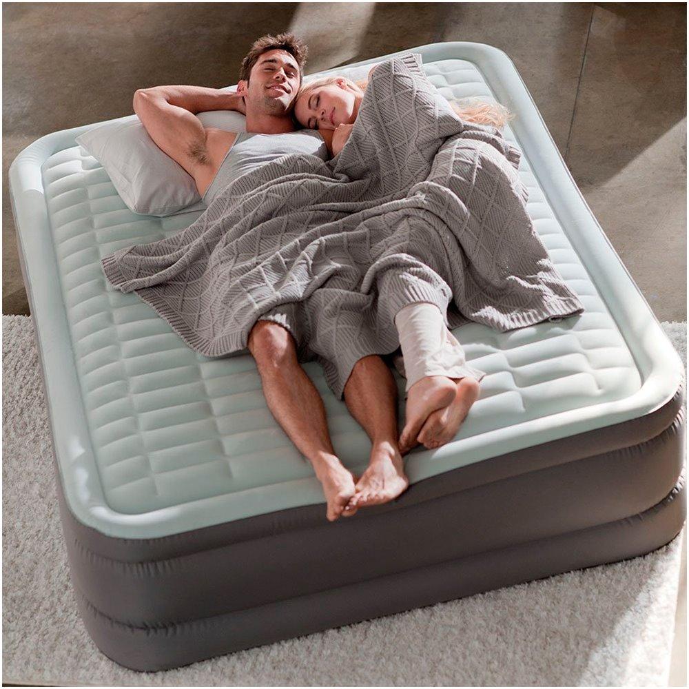 Надувная кровать (5)