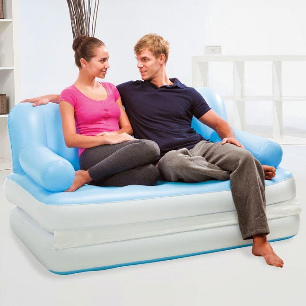 Надувной диван (11)