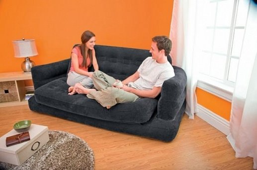 Надувной диван (2)