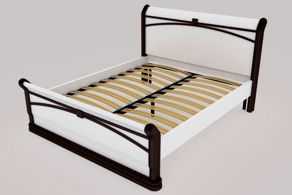 Каркас кровати с ортопедическим основанием