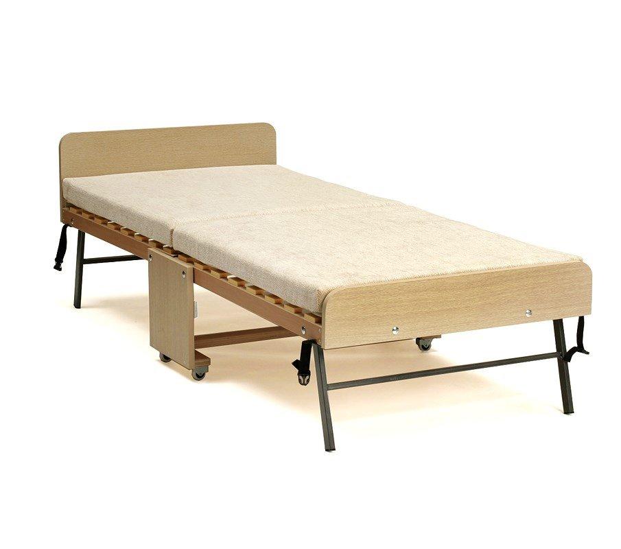 Раскладная кровать-тумба на колёсиках