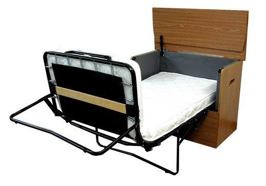 Фото каркаса раскладной тумбы-кровати