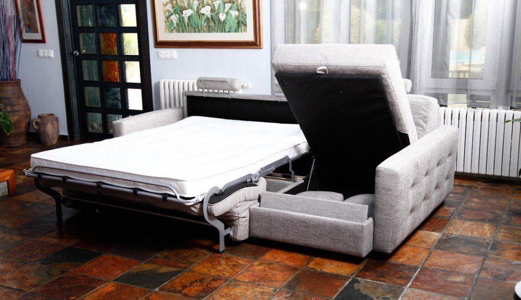 """Угловой диван для сна с механизмом """"Американская раскладушка"""""""