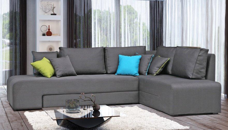 Раскладной угловой диван для ежедневного сна