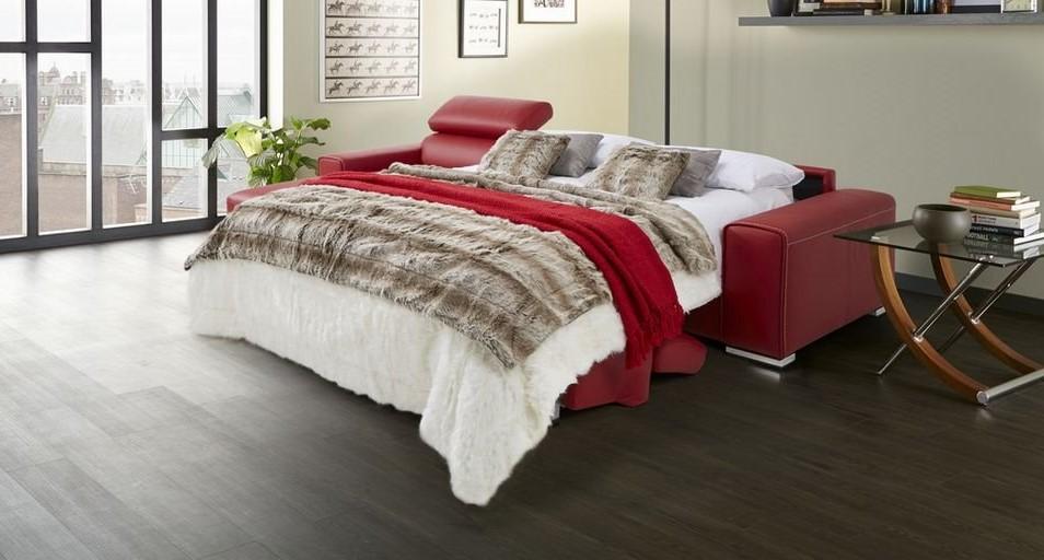 Фото углового раскладного дивана в интерьере