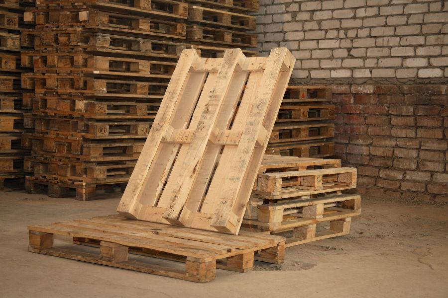 Фото деревянных поддонов