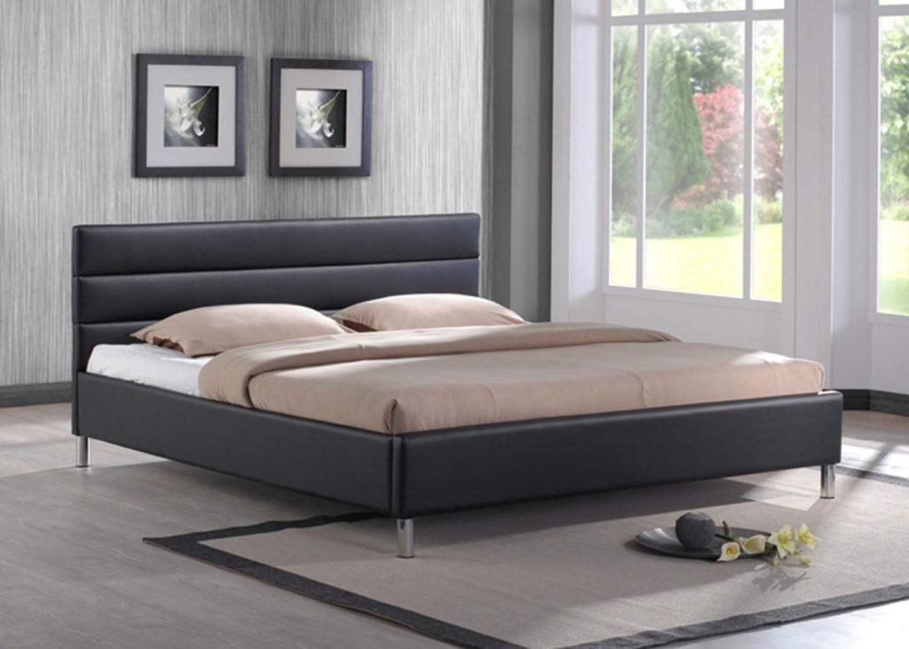 Кровать с обёрнутым каркасом