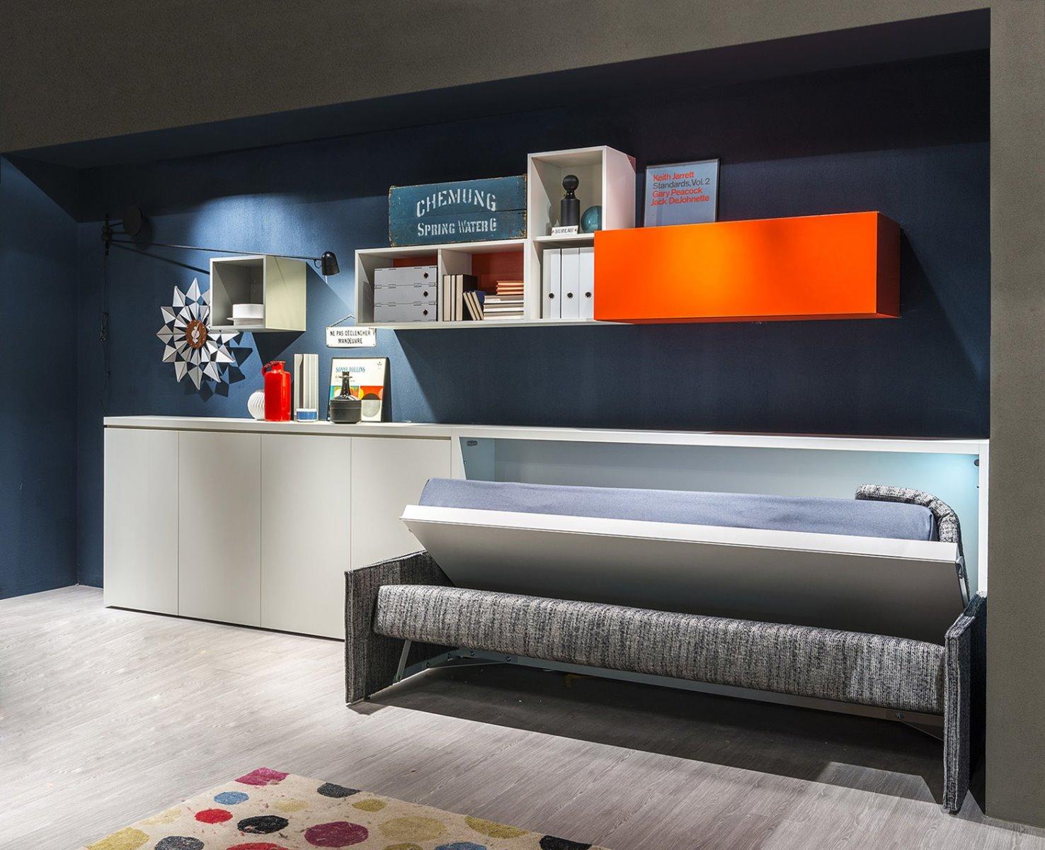 Шкаф-диван-кровать (10)
