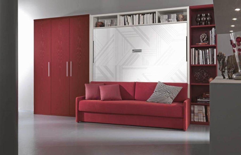 Фото шкаф-диван-кровати