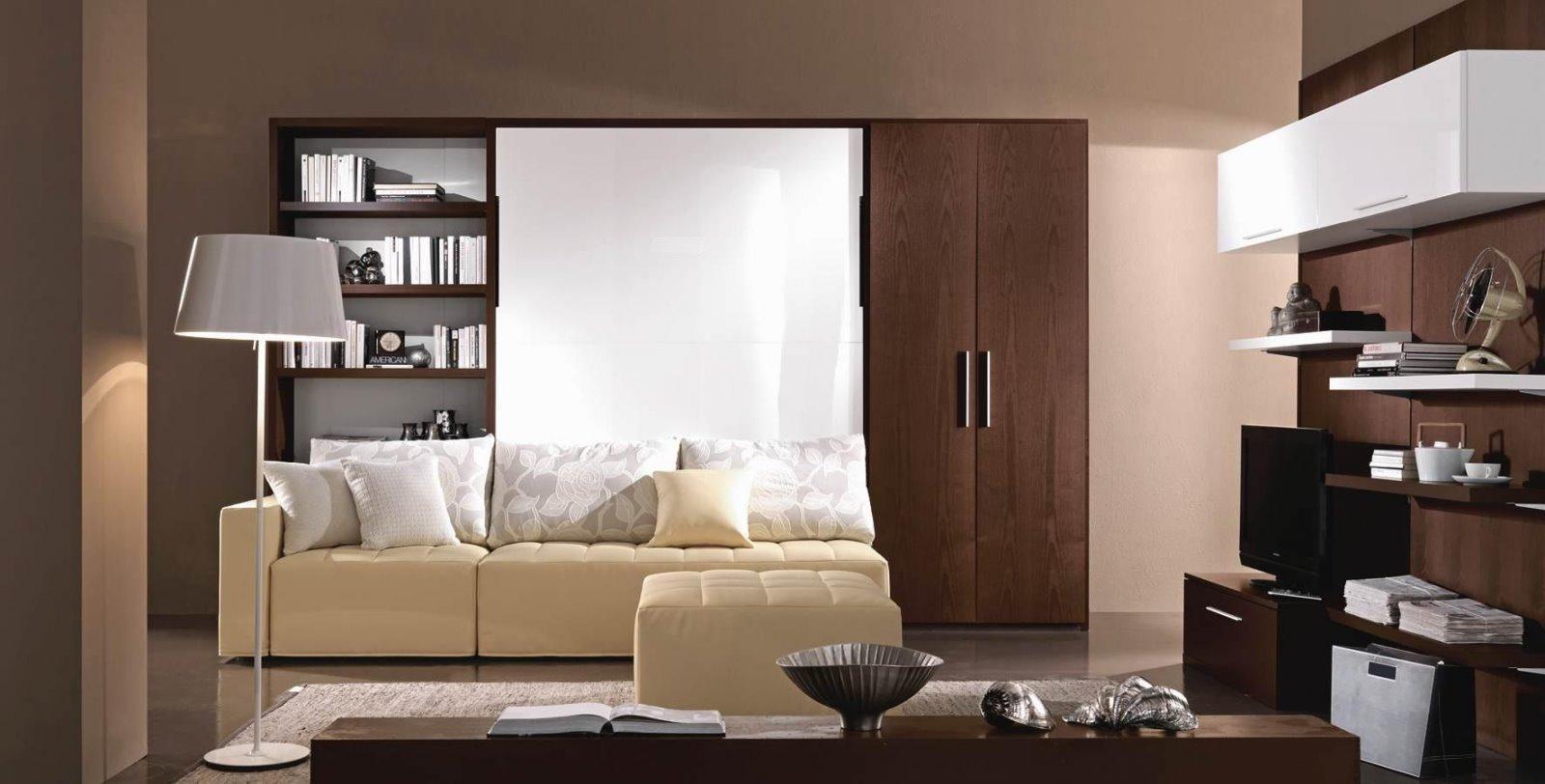 Шкаф-диван-кровать (16)