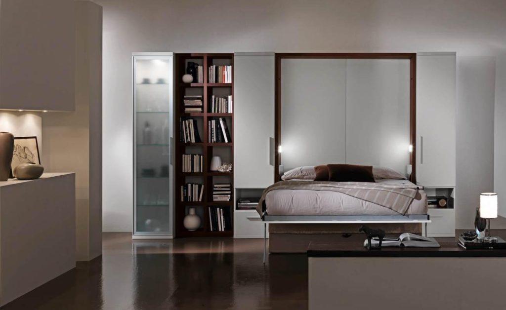 Диван кровать с диваном фото