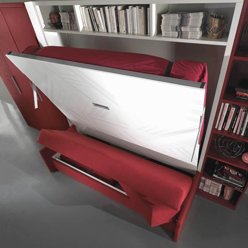 Откидная диван-кровать 3 в 1 фото
