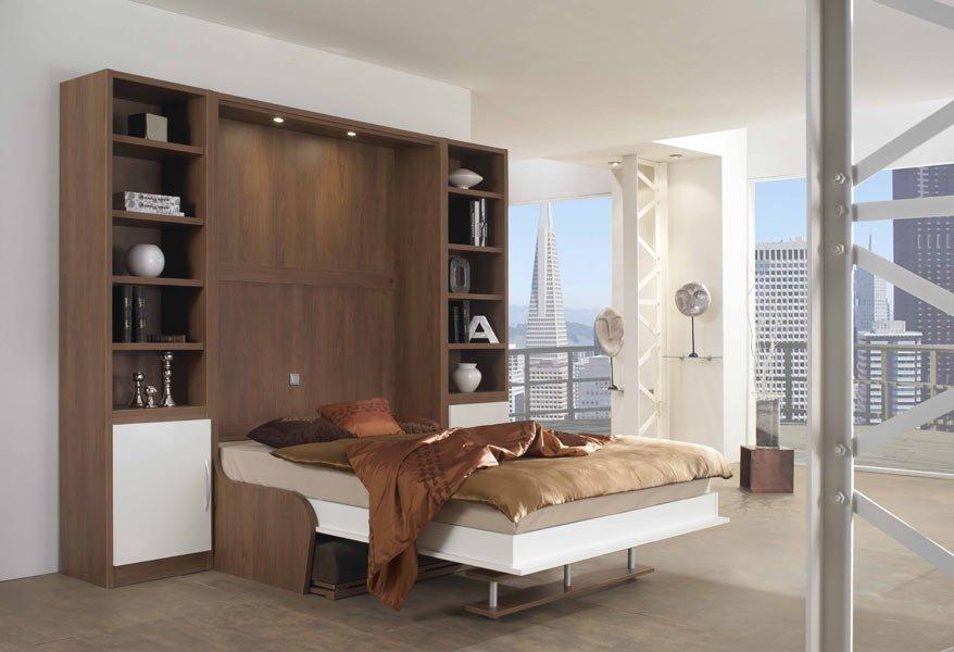 Шкаф-диван-кровать (25)