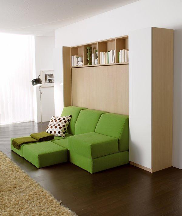Шкаф-диван-кровать (27)