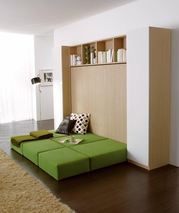 Шкаф-диван-кровать (28)