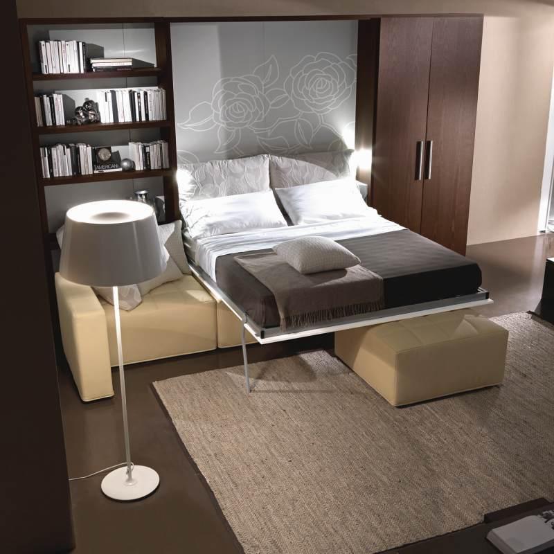 Шкаф-диван-кровать (37)