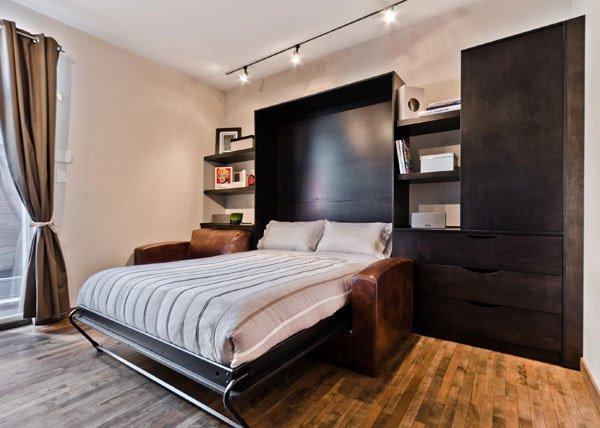 Шкаф-диван-кровать (6)