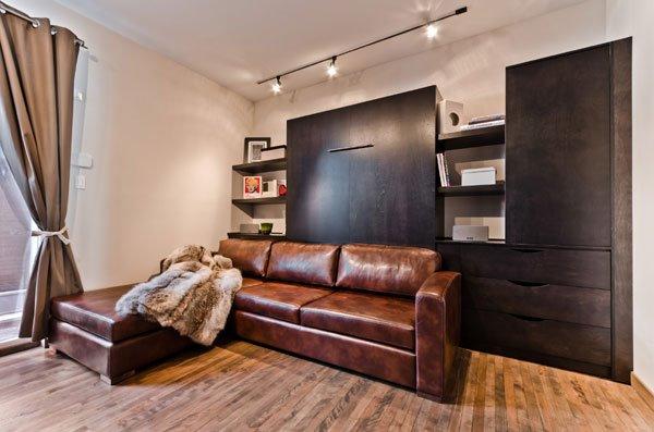 Шкаф-диван-кровать (7)