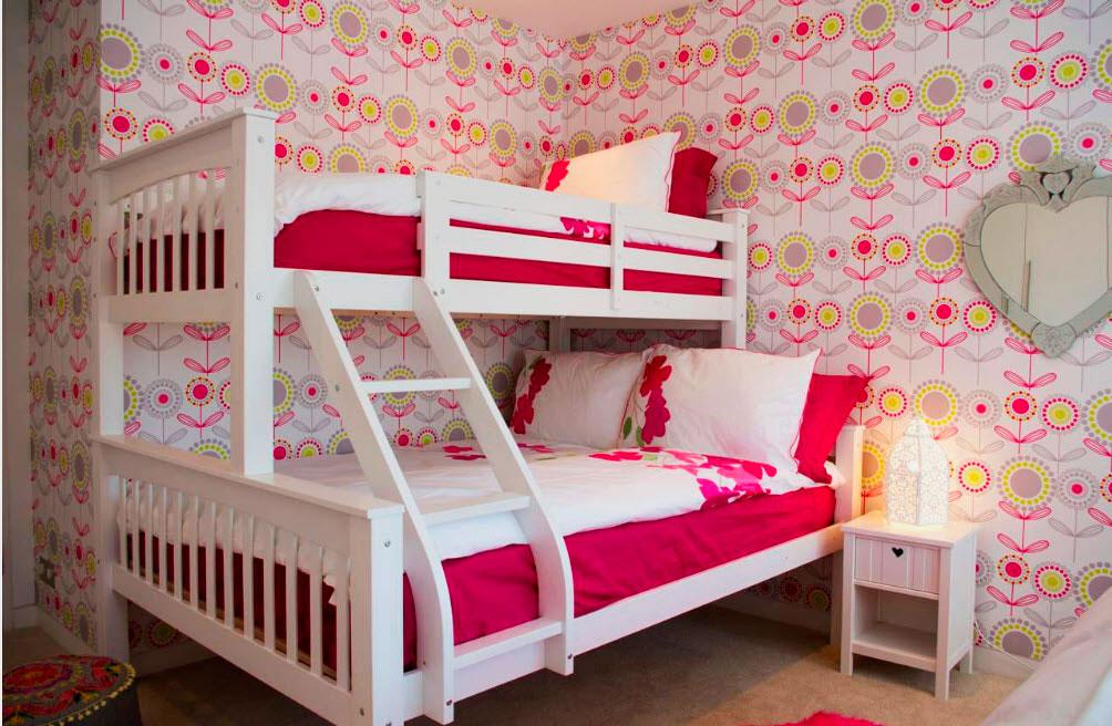 Двухъярусная кровать для взрослых (17)